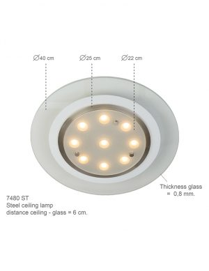 7480ST-Spot-encastrable-LED-avec-verre-1