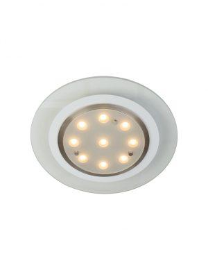 7480ST-Spot encastrable LED avec verre