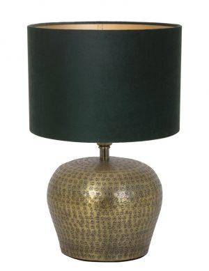 9970BR-lampe vase rétro