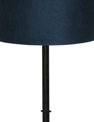 9989ZW-pied-de-lampe-rustique-noire-1
