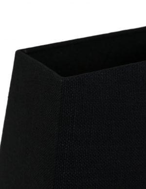 K6019SS-Abat-jour-carré-noir-2