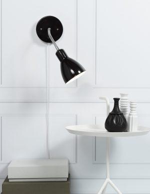 applique-murale-design-noire-2166ZW-1