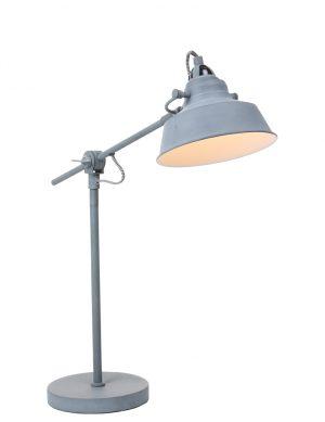 lampe de table grise-1321GR
