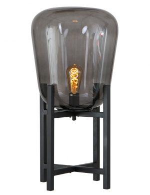 lampe de table industrielle en verre-2121ZW