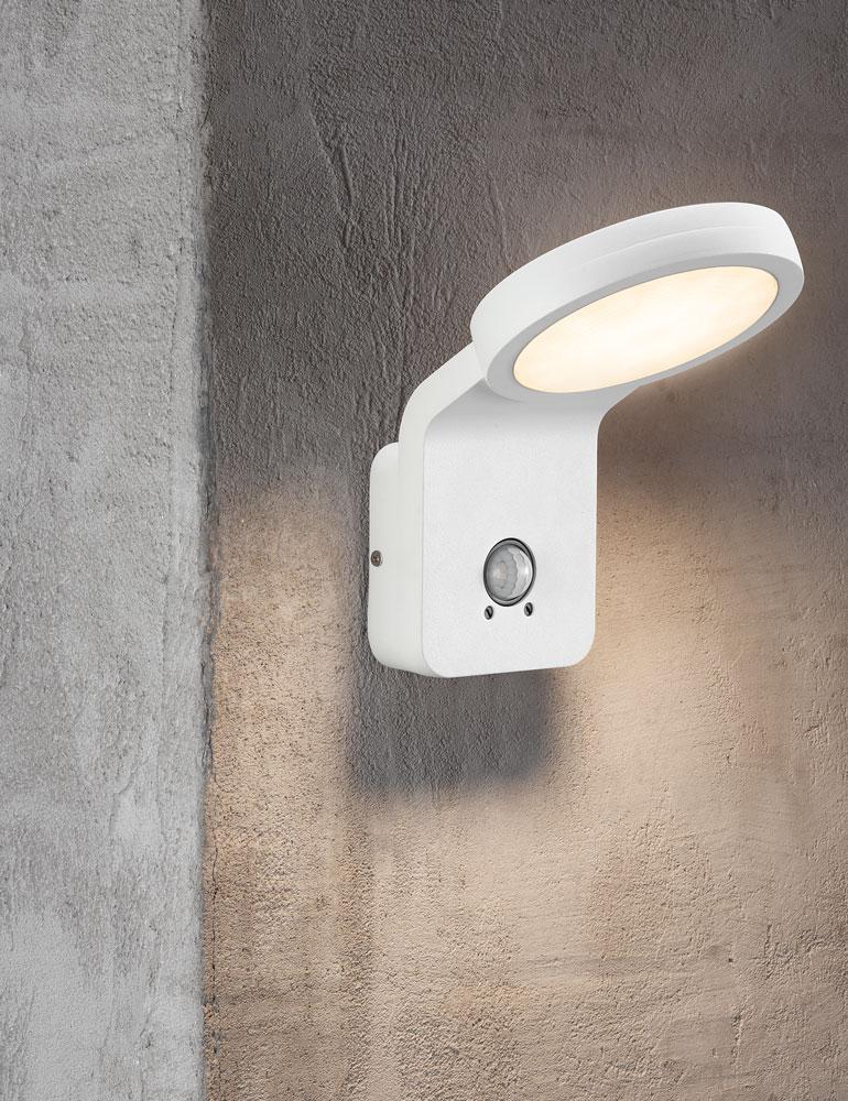 Lampe Exterieur Led Avec Detecteur De Mouvement