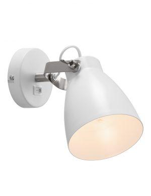 lampe murale blanc-2313W