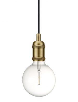luminaire forme grosse ampoule-2145ME