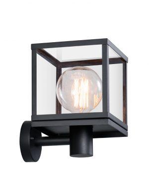 luminaire metal noir-2171ZW