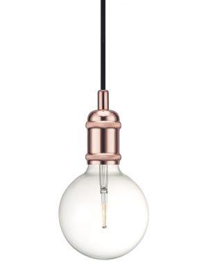 luminaire rose gold-2146KO