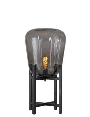 petite lampe de table en verre-2122ZW