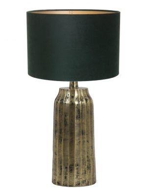 pied de lampe allong'-9209GO