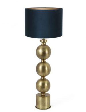 pied de lampe avec ampoules-9176GO