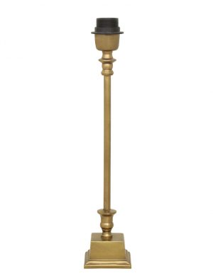 pied de lampe en bronze-1666BR