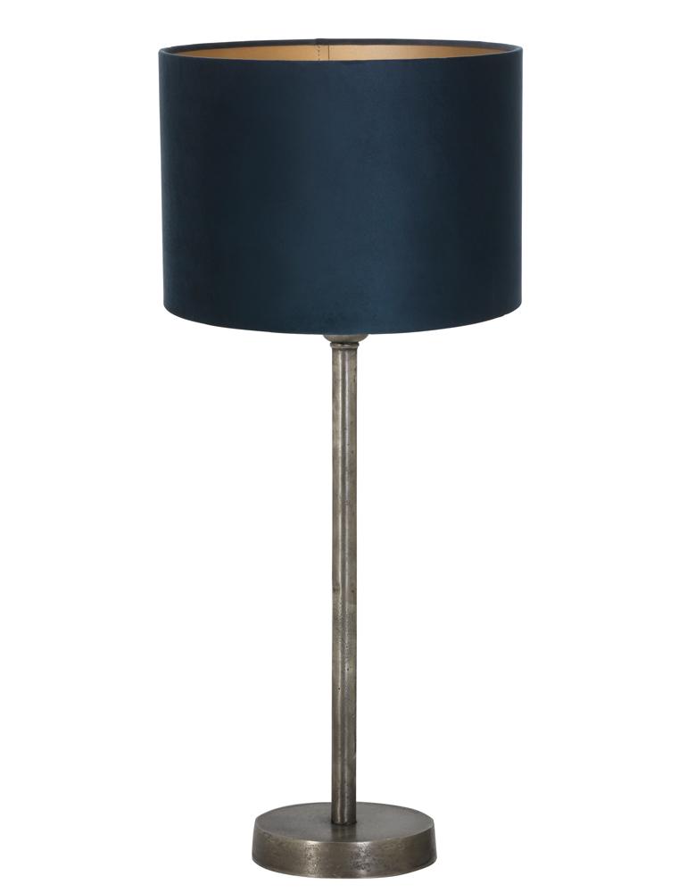 pied de lampe en laiton light living undai. Black Bedroom Furniture Sets. Home Design Ideas