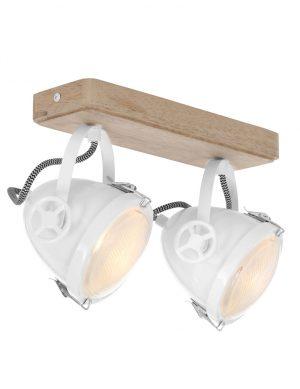 plafonnier industriel 2 lampes-1704W