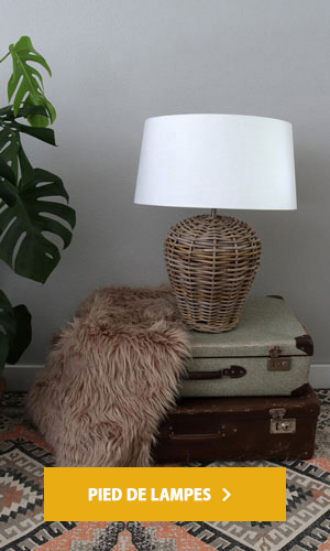 pied de lampes