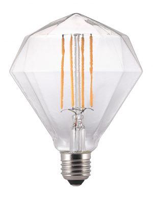 Ampoule LED diamant E27 2W - I15235S