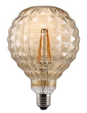 Ampoule LED ronde poire E27 2W - I15237S