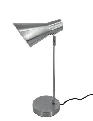 Lampe de bureau en acier brillant Leitmotiv Beaufort-10161ST