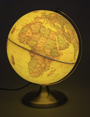Lampe Globe Balvi Antique-10165GE