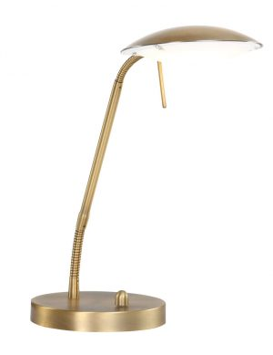 Lampe à poser LED Mexlite Eloi bronze-1315BR