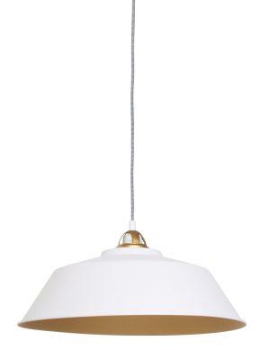 Suspension industrielle Mexlite Nové blanc-1318W