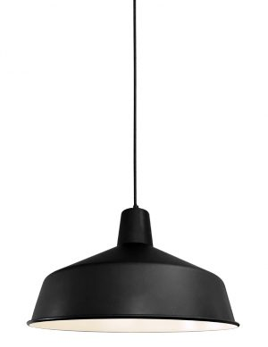 Suspension en métal Mexlite Blackmoon noir-1443ZW