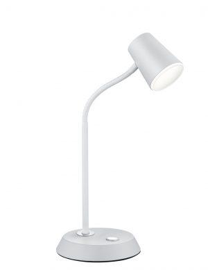 Lampe de table LED pliable Trio leuchten Narcos blanche-1490W