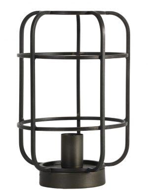 Lampe cage résistante Light & Living Parkier bronze-1958BR