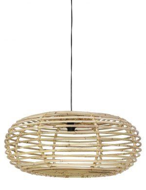 Suspension ovale Light & Living Alana en bois-1970BE