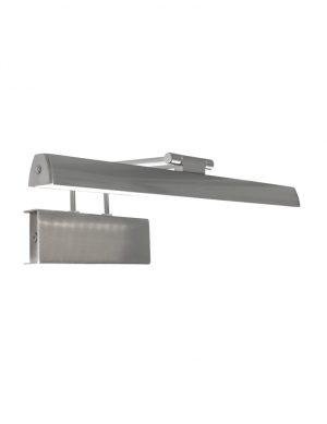 Lampe pour tableau LED Steinhauer Litho acier-2432ST