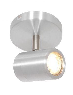 Spot LED IP44 Steinhauer Upround acier-2486ST