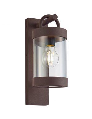 Lanterne d'extérieur Trio Leuchten Sambesi marron-2605BR