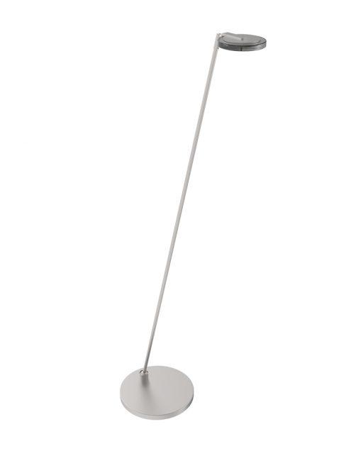 Lampadaire au design minimaliste Steinhauer Turound acier-2664ST