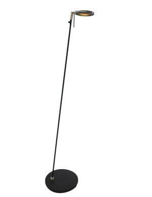 Lampe LED avec pied fin Steinhauer Turound noir-2664ZW