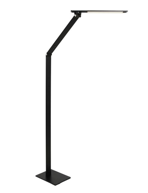 Lampe de lecture moderne Serenade Steinhauer noir-2685ZW