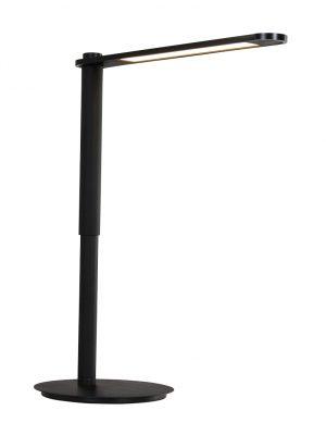 Lampe de bureau à gradation Serenade Steinhauer noir-2687ZW