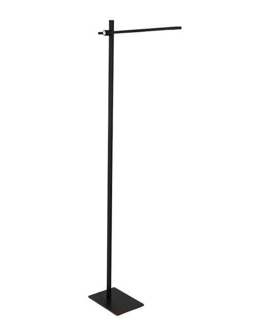 Lampadaire LED Stekk Mexlite noir-2690ZW