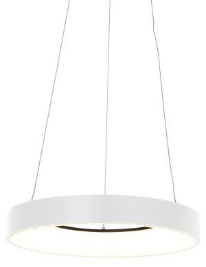 Suspension circulaire LED Steinhauer Ringlede blanc-2695W