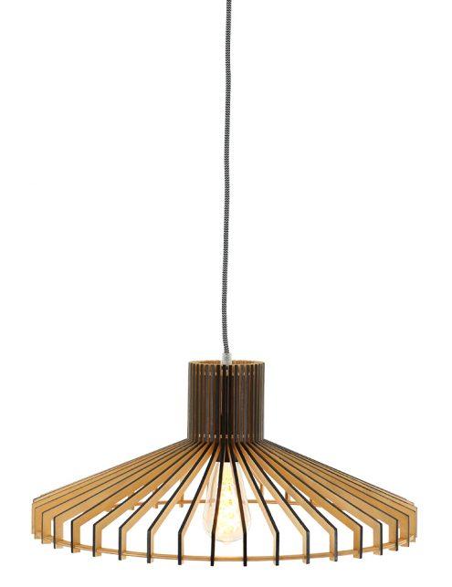 Lampe de table à manger en bois Steinhauer Smukt-2699BE