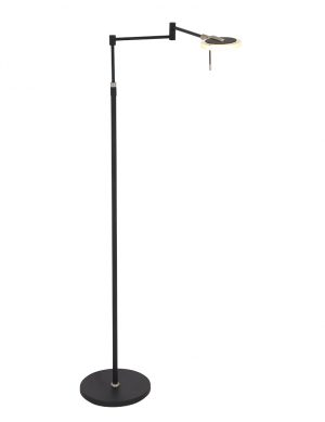 Lampe de lecture LED amovible Turound Steinhauer noir-2712ZW