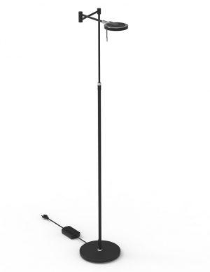 Lampe de lecture LED amovible Turound Steinhauer noir-2713ZW