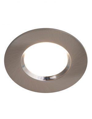 Spot LED pour plafond de salle de bain Mahi Nordlux gris acier-3031ST