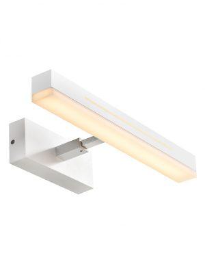 Lampe pour miroir de salle de bain Otis Norldux blanc-3032W