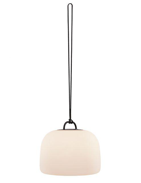 Lampe d'extérieur LED étanche multifonction Kettle Nordlux blanc-3041W