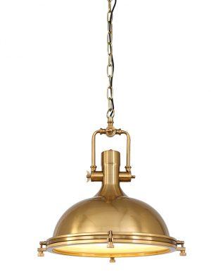 Suspension classique dorée Mexlite Eliga-7636BR