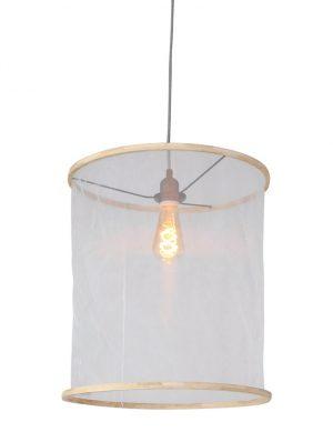 Suspension transparente en coton Mexlite Finn-7993W