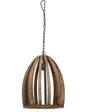 Suspension en bois Haranka Light & Living bois
