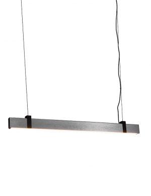 Suspension à LED type-bar en métal Lilt Steel Nordlux acier