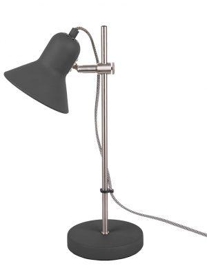 Lampe de bureau gris foncé-10030ZW